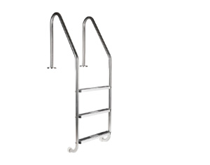 SR Smith swimming pool ladder stainless steel