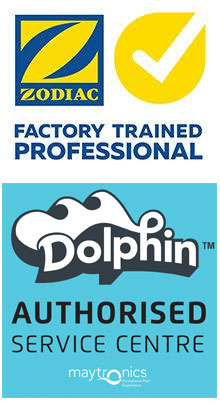 Zodiac & Maytronics Dolphin Repair Agents