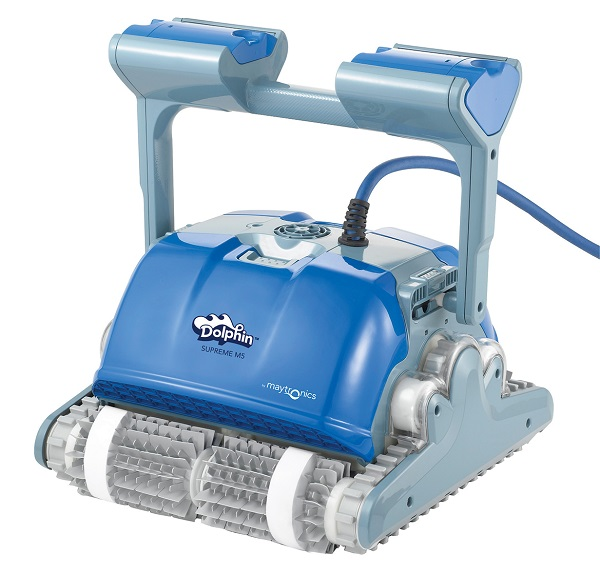 Dolphin Supreme M400 Robotic Pool Cleaner